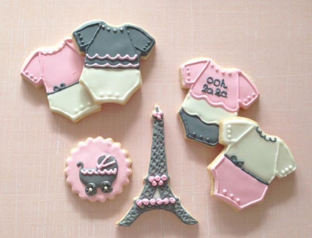 Ballerina in Paris - Cookies