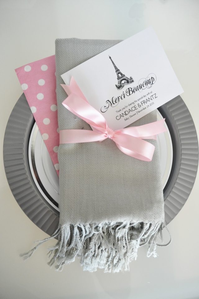 Ballerina in Paris - Pashmina Favor