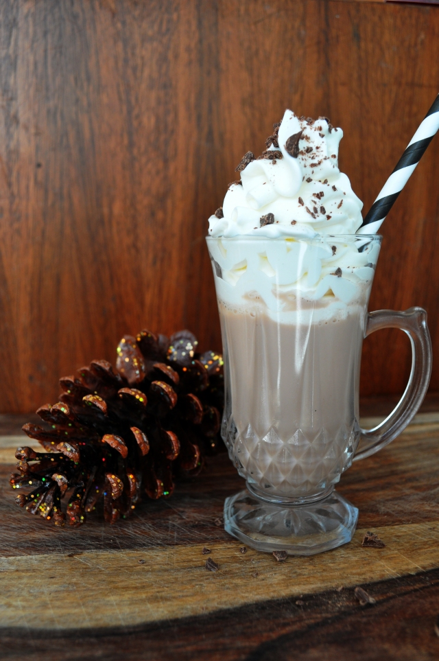 Thanksgiving Hot Chocolate