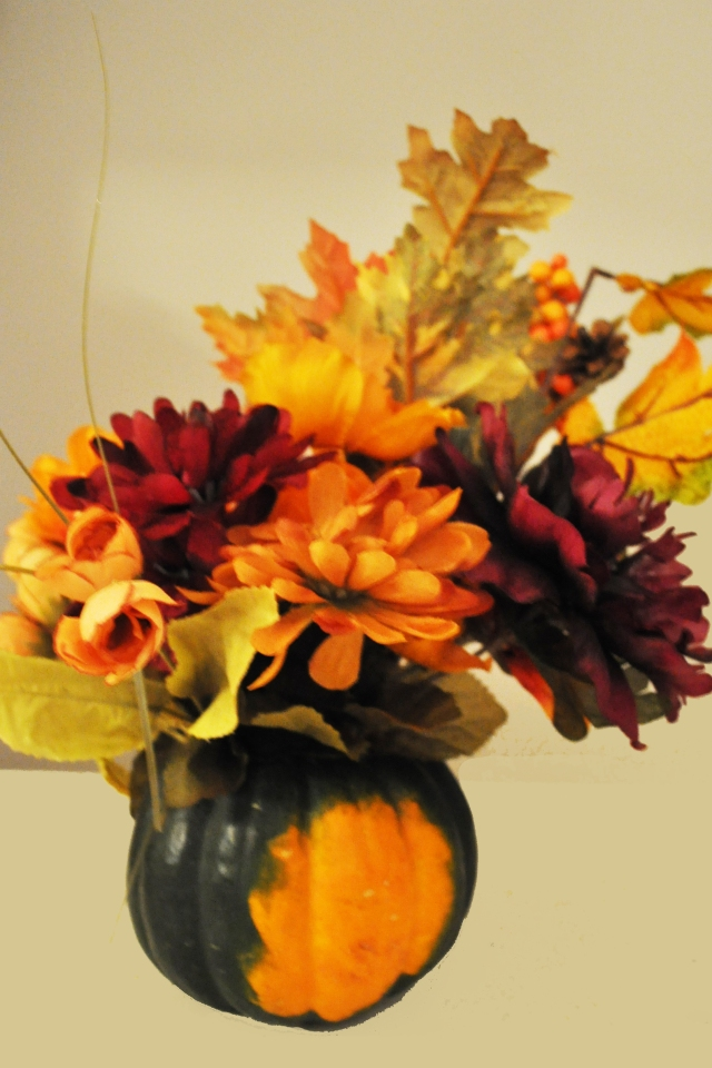 Thanksgiving Kids Flowers