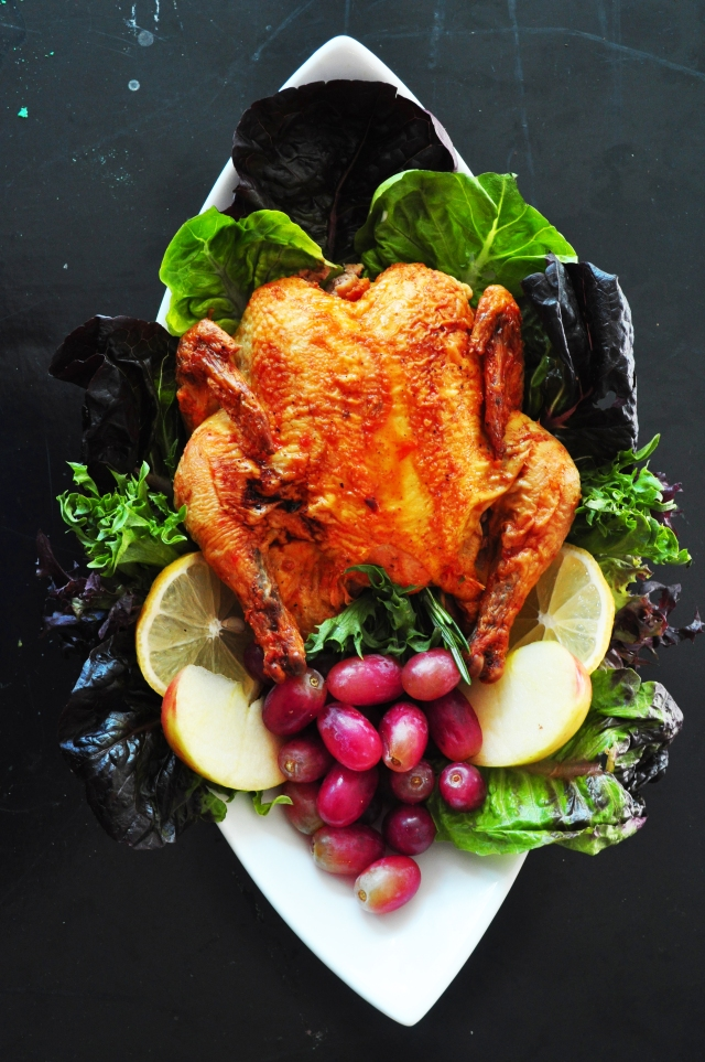 Thanksgiving Mini Turky - Cornish Hen