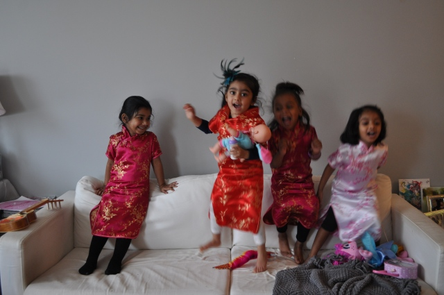Chinese New Year - Life of Laughter
