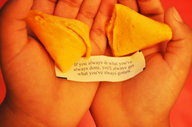 Chinese New Year - Fortune Cookie