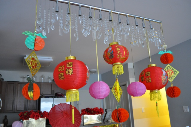 Chinese New Year - Lanterns