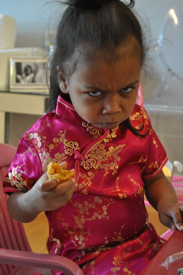 Chinese New Year - Mean Muggin'
