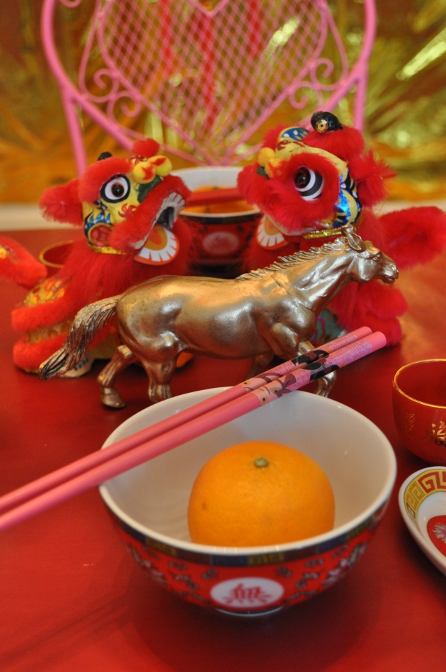 Chinese New Year - Year of the Horse