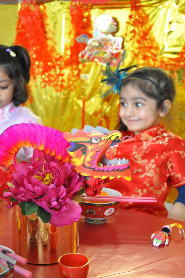 Chinese New Year - Dragon Smiles