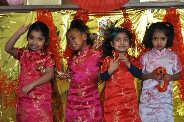 Chinese New Year - Friends