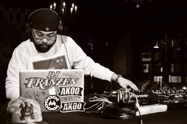DJ Franzen - Akoo