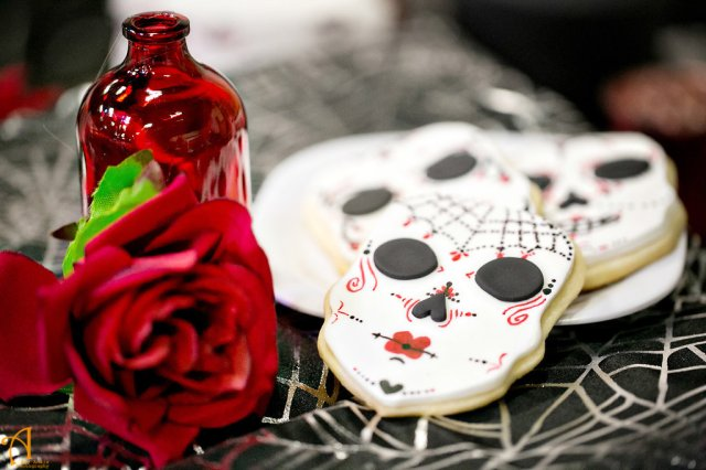pop by Yaz Arise Dia De Los Muertos - Cookie